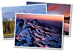 Click to view Cascade Mountain Greeting Cards