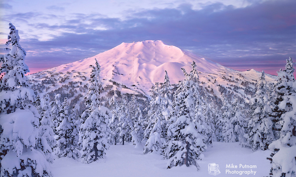 Mt. Bachelor, Bend, Oregon